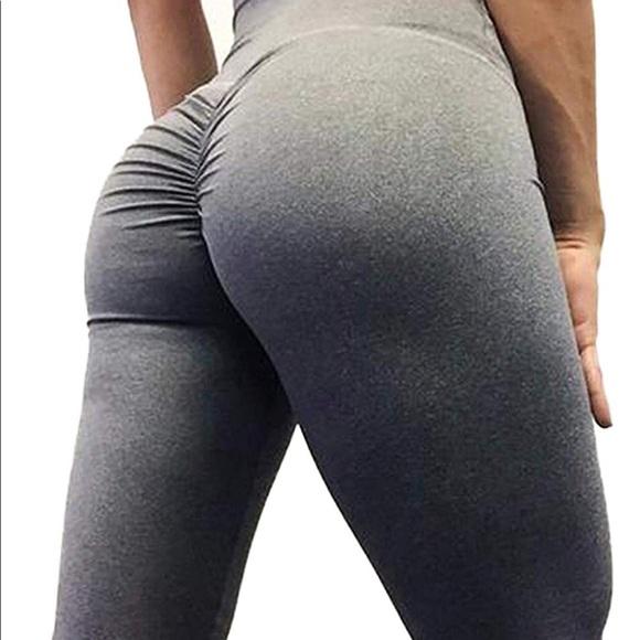 55 Women Scrunch Butt Yoga Pants